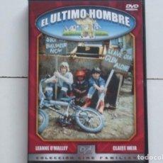 Cine: EL ULTIMO HOMBRE,B.S.O.DVD. Lote 191278847