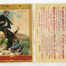 Cine: EL ÁRBOL DEL AHORCADO, CON GARY COOPER.. Lote 171712730