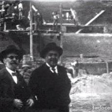 Cine: FILMACION ORIGINAL EN 9,5MM DE LA CONSTRUCCION DEL COLISEO BALEAR EN 1928 Y PRIMERA CORRIDA 1929. Lote 172569128