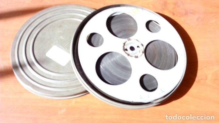 Cine: FILMACION ORIGINAL EN 9,5mm DE LA CONSTRUCCION DEL COLISEO BALEAR EN 1928 y PRIMERA CORRIDA 1929 - Foto 2 - 172569128