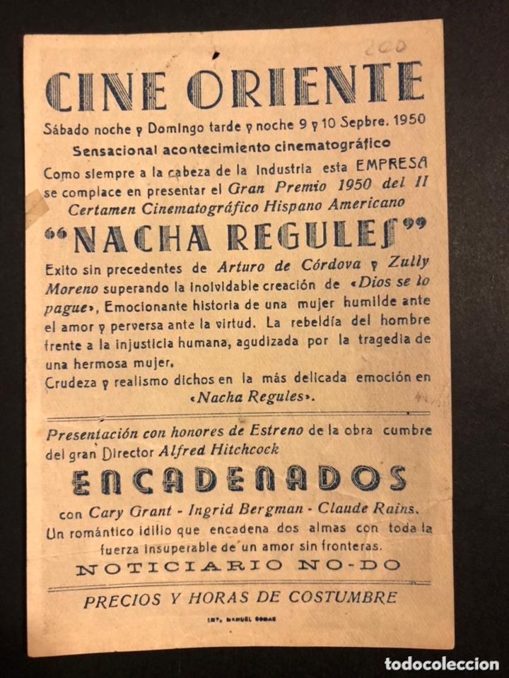 Cine: Programa nacha regules.zully moreno.con publicidad - Foto 2 - 172588325