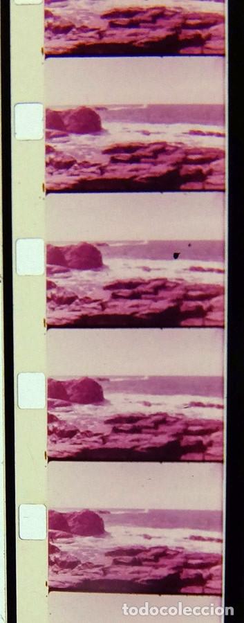 Cine: Pelicula cine super 8 sonora, El mejillón, es de 120 metros, la caja és de cartón - Foto 2 - 158383870