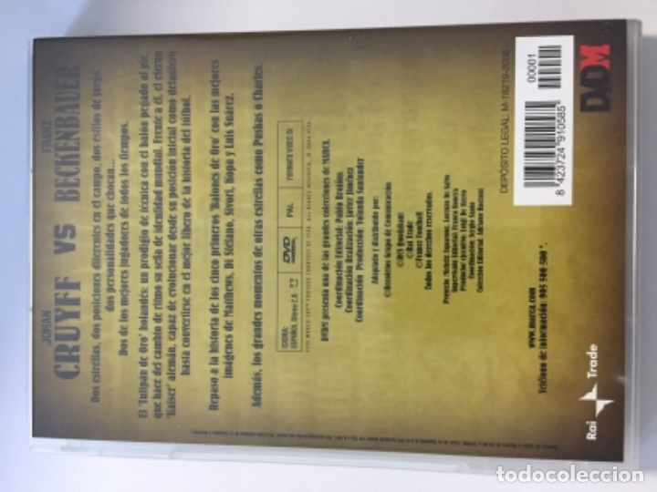 Cine: Dvd Dos balones de oro frente a frente- marca - Foto 2 - 173848412