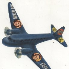 Folhetos de mão de filmes antigos de cinema: PROGRAMA DE CINE: SOLO LOS ANGELES TIENEN ALAS PC-4396. Lote 174152095
