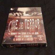 Cine: CINE DE TERROR PACK. Lote 174208070
