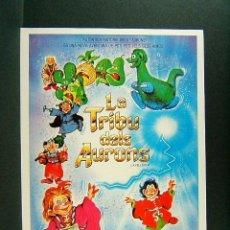 Cine: LA TRIBU DELS AURONS-JOSEP VIDANA-DANIEL SALAS-AVENTURA DE POTI-POTI Y ELS SEUS AMICS-EN CATALA-1987. Lote 174247527