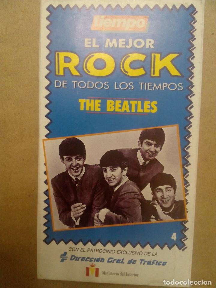THE BEATLES. ROCK. VHS (Cine - Folletos de Mano - Documentales)