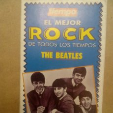Cine: THE BEATLES. ROCK. VHS. Lote 174481989
