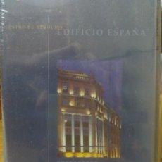 Cine: EDIFICIO ESPAÑA. SALAMANCA. EMPRESA. VHS. NUEVO, PRECINTADO. Lote 174482157