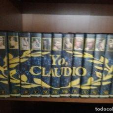 Cine: YO, CLAUDIO, COLECCIÓN COMPLETA EN VHS. Lote 175106540