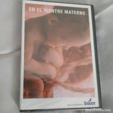 Cine: EN EL VIENTRE MATERNO. DOCUMENTAL. DVD. 2005. NUEVO. Lote 175448633