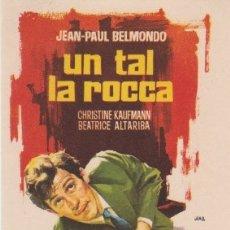 Cine: UN TAL LA ROCCA. Lote 175457205