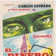 Cine: EL DINERO DE DIOS. Lote 175458124