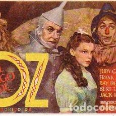 Cine: EL MAGO DE OZ. Lote 175633513