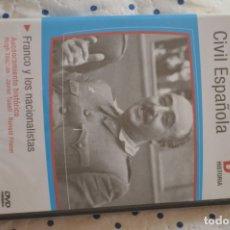 Cine: CINCO DVD DE DIFERENTE TEMATICA. Lote 175773488