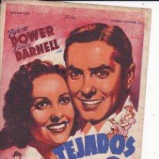 Cine: TEJADOS VIDRIO . Lote 175848913