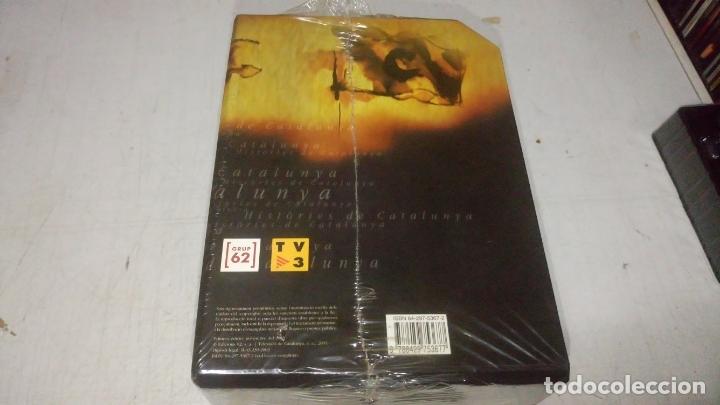 Cine: Històries de Catalunya - Colección de 13 documentales + libreto (2003) - DVD nueno precintado - Foto 2 - 175901615
