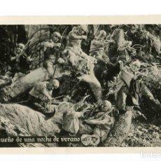 Cine: EL SUEÑO DE UNA NOCHE DE VERANO, CON JOE E. BROWN.. Lote 176019719