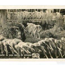 Cine: EL SUEÑO DE UNA NOCHE DE VERANO, CON OLIVIA DE HAVILLAND.. Lote 176020653