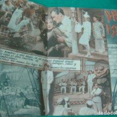 Cine: PROGRAMA DE CINE DOBLE. DE ISLA EN ISLA. MARLENE DIETRICH. JOHN WAYNE.. Lote 176065648