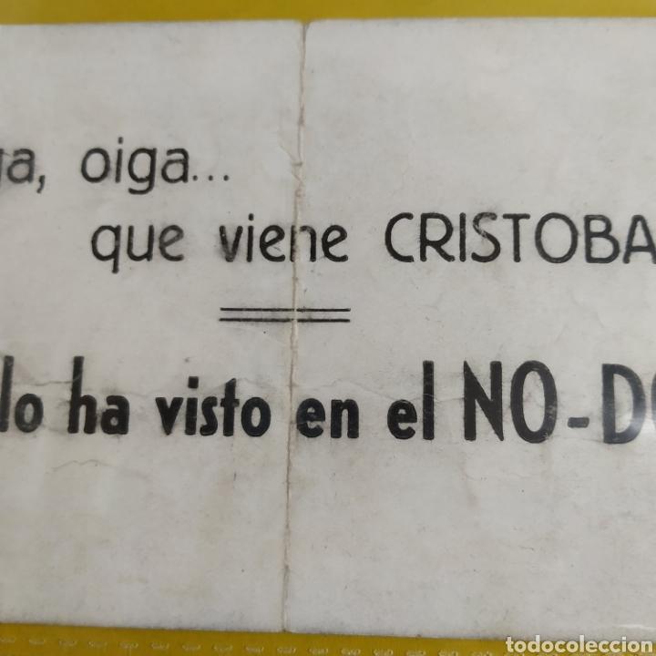 Cine: Programa de cine Cristóbal anuncio del nodo - Foto 5 - 176070842