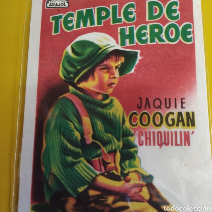 Cine: Pequeño Programa de cine Temple de héroe - Foto 2 - 176191328