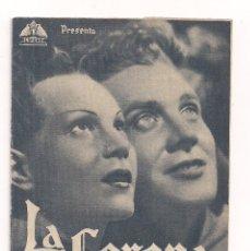 Cine: LA CORONA DE HIERRO DOBLE CP. Lote 176272338