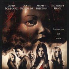 Cine: P-8344- UN SAN VALENTIN DE MUERTE (VALENTINE) DAVID BOREANAZ - DENISE RICHARDS - MARLEY SHELTON. Lote 176498915