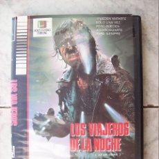 Foglietti di film di film antichi di cinema: LOS VIAJEROS DE LA NOCHE DVD. Lote 208451437
