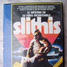 Folhetos de mão de filmes antigos de cinema: SLITHIS DVD. Lote 176865575