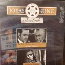 Cine: DVD SHERLOCK HOLMES. Lote 176985715