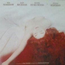 Cine: EL PERFUME DVD. Lote 176986772