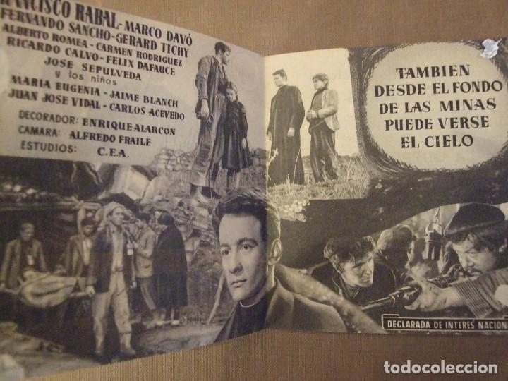 Cine: LA GUERRA DE DIOS - DOBLE CON PUBLICIDAD CINE LICEO MALGRAT DE MAR - 1 ESQUINA TOCADA - Foto 2 - 177403419