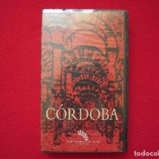 Cine: CÓRDOBA - DOCUMENTAL EN VHS . Lote 177941269