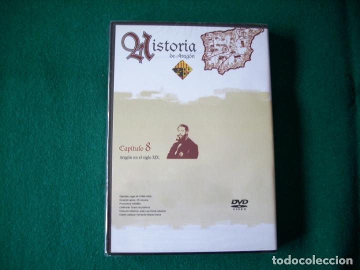 Cine: HISTORIA DE ARAGÓN - 9 DVD DE: EL PERIÓDICO DE ARAGÓN (COLECCIÓN COMPLETA) - Foto 13 - 177960247