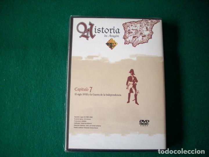 Cine: HISTORIA DE ARAGÓN - 9 DVD DE: EL PERIÓDICO DE ARAGÓN (COLECCIÓN COMPLETA) - Foto 12 - 177960247