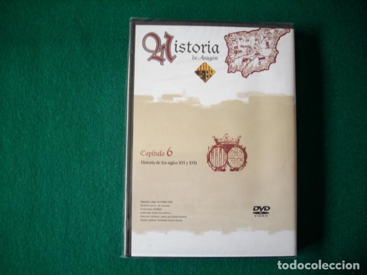 Cine: HISTORIA DE ARAGÓN - 9 DVD DE: EL PERIÓDICO DE ARAGÓN (COLECCIÓN COMPLETA) - Foto 11 - 177960247