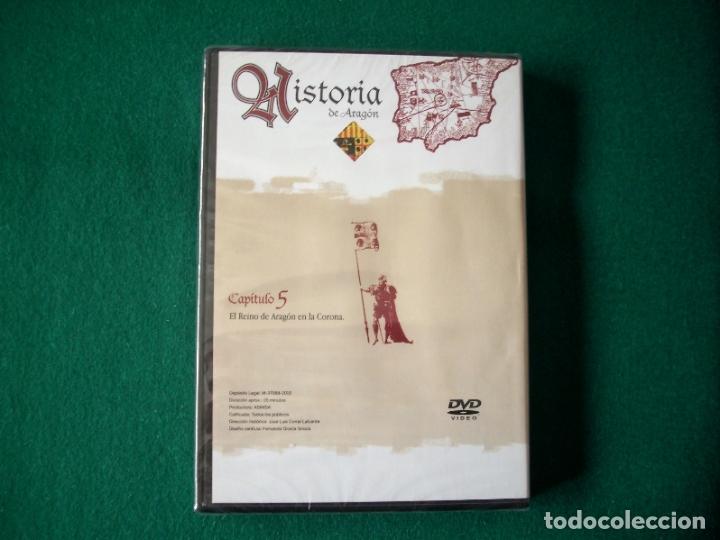 Cine: HISTORIA DE ARAGÓN - 9 DVD DE: EL PERIÓDICO DE ARAGÓN (COLECCIÓN COMPLETA) - Foto 10 - 177960247