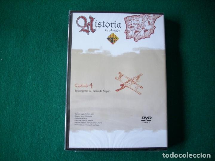 Cine: HISTORIA DE ARAGÓN - 9 DVD DE: EL PERIÓDICO DE ARAGÓN (COLECCIÓN COMPLETA) - Foto 9 - 177960247