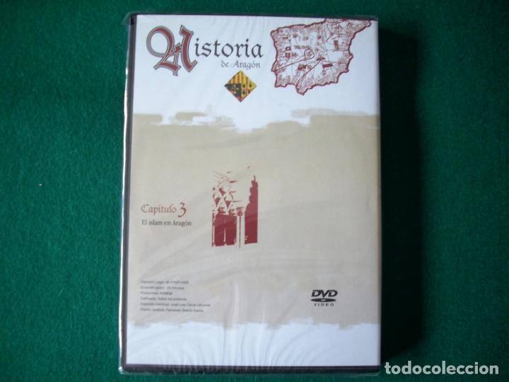 Cine: HISTORIA DE ARAGÓN - 9 DVD DE: EL PERIÓDICO DE ARAGÓN (COLECCIÓN COMPLETA) - Foto 8 - 177960247
