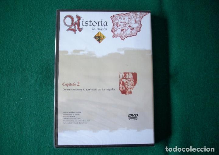 Cine: HISTORIA DE ARAGÓN - 9 DVD DE: EL PERIÓDICO DE ARAGÓN (COLECCIÓN COMPLETA) - Foto 7 - 177960247