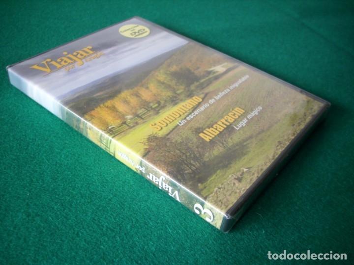Cine: VIAJAR POR ARAGÓN - RTVA - DVD NÚMEROS 1, 3, 4,5, 6 Y 7 Números 3 al 7 PRECINTADOS - Foto 8 - 177961283