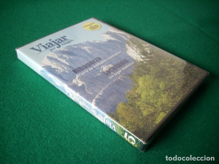 Cine: VIAJAR POR ARAGÓN - RTVA - DVD NÚMEROS 1, 3, 4,5, 6 Y 7 Números 3 al 7 PRECINTADOS - Foto 14 - 177961283