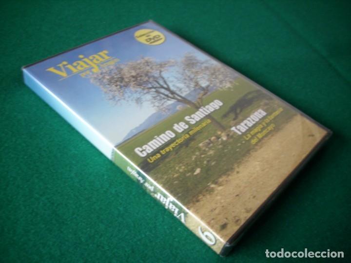 Cine: VIAJAR POR ARAGÓN - RTVA - DVD NÚMEROS 1, 3, 4,5, 6 Y 7 Números 3 al 7 PRECINTADOS - Foto 17 - 177961283