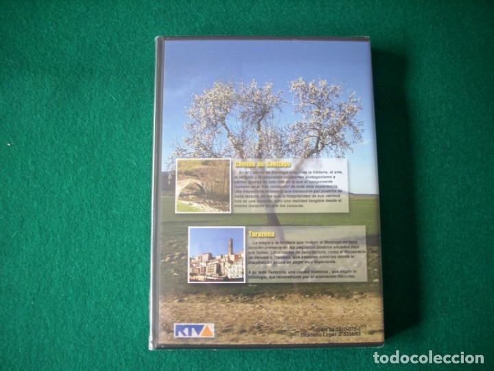 Cine: VIAJAR POR ARAGÓN - RTVA - DVD NÚMEROS 1, 3, 4,5, 6 Y 7 Números 3 al 7 PRECINTADOS - Foto 18 - 177961283