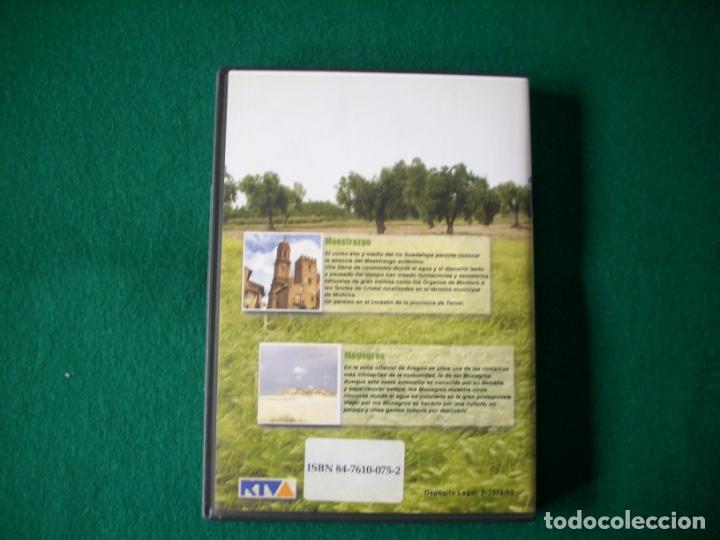 Cine: VIAJAR POR ARAGÓN - Nº 1 - MAESTRAZGO - MONEGROS - DVD RTVA - Foto 2 - 177961532