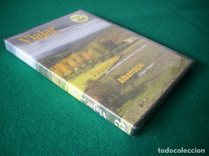 Cine: VIAJAR POR ARAGÓN - Nº 3 - SOMONTANO - ALBARRACÍN - DVD RTVA - PRECINTADO - Foto 2 - 177961643