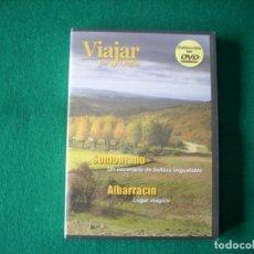 Cine: VIAJAR POR ARAGÓN - Nº 3 - SOMONTANO - ALBARRACÍN - DVD RTVA - PRECINTADO. Lote 177961643
