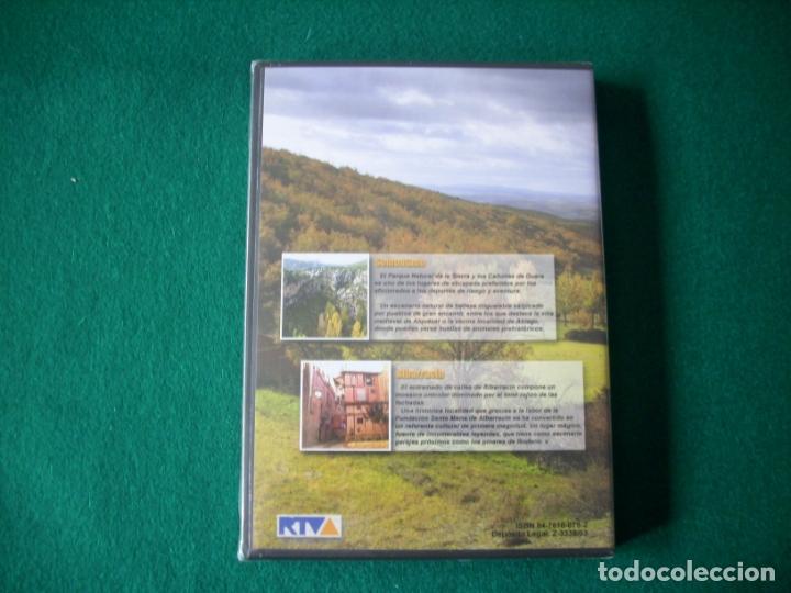Cine: VIAJAR POR ARAGÓN - Nº 3 - SOMONTANO - ALBARRACÍN - DVD RTVA - PRECINTADO - Foto 3 - 177961643
