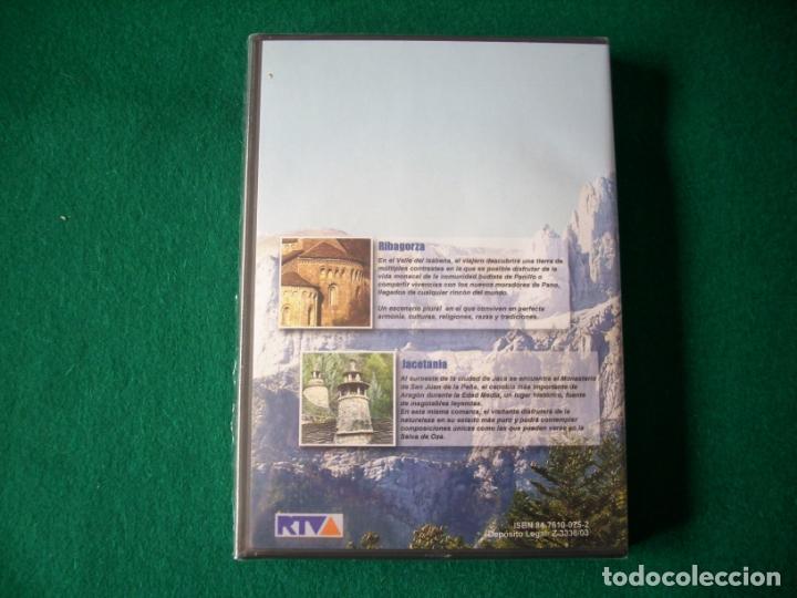 Cine: VIAJAR POR ARAGÓN - Nº 5 - RIBAGORZA - JACETANIA - DVD RTVA - PRECINTADO - Foto 3 - 177961799